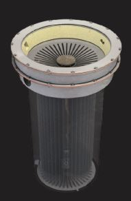 piston-like heat exchanger