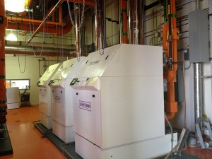 Nemours ClearFire boilers