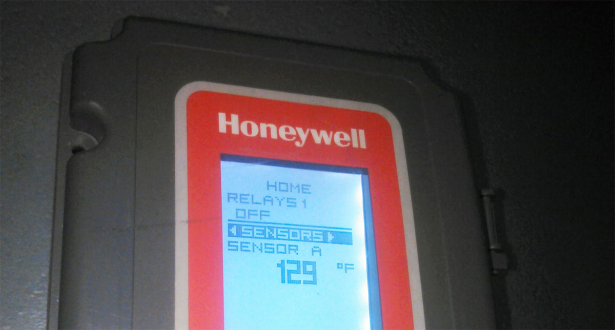 Honeywell electrical product