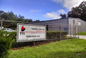 Thermal Tech Tampa office