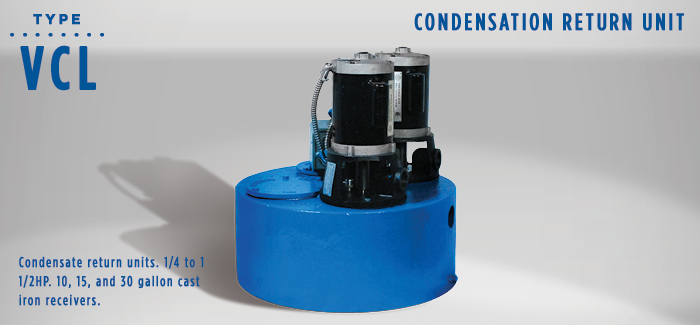 What Does Federal Pumps And Condensate Pumps Include