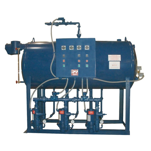 Type SHEM Boiler Feed Unit