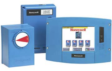 HONEYWELL CONTROLINKS™ FUEL AIR CONTROL SYSTEM