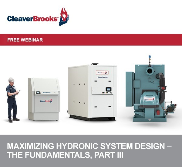 Cleaver-Brooks June 2017 Webinar