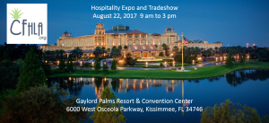CFHLA 2017: Hospitality Expo and Tradeshow