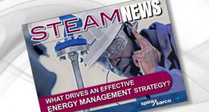 Steam News: What drives an effective energy management strategy